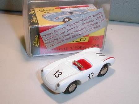 Porsche Spyder, Start Nr. 13