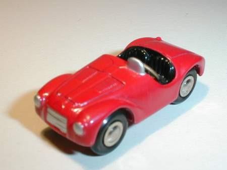 Ferrari Barchetta, rot