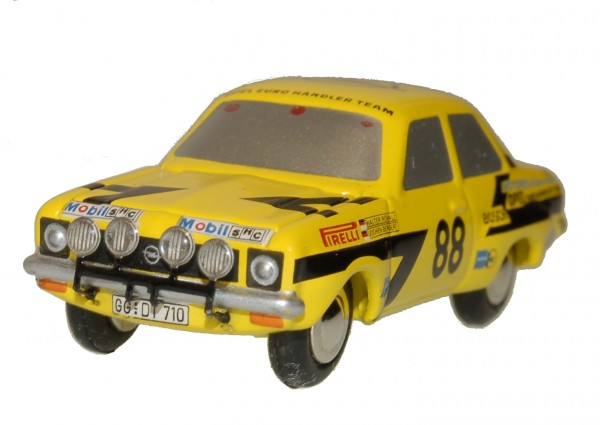 Opel Ascona A Rallye (Walter Röhrl 1974)