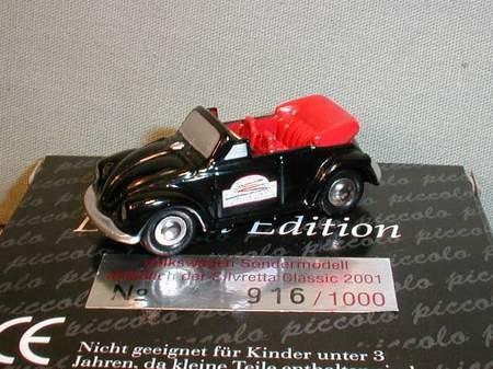 VW Käfer Cabrio, Sylvretta Classic