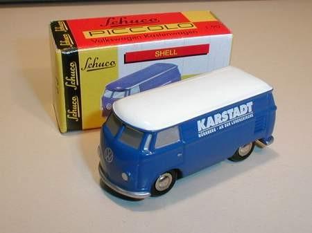 VW T1 Kasten, Karstadt