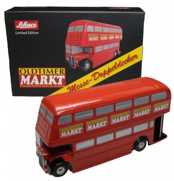 "Doppeldeckerbus ""Oldtimer Markt"""