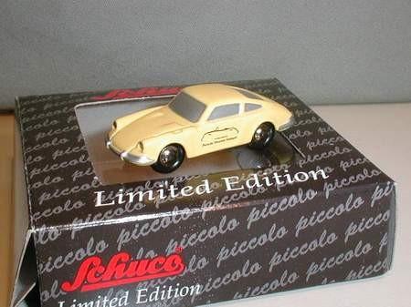 Porsche 911, gelb