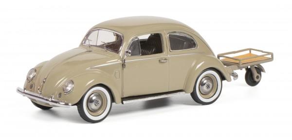 """VW Brezel-Käfer mit """"Auto-Porter"""""""