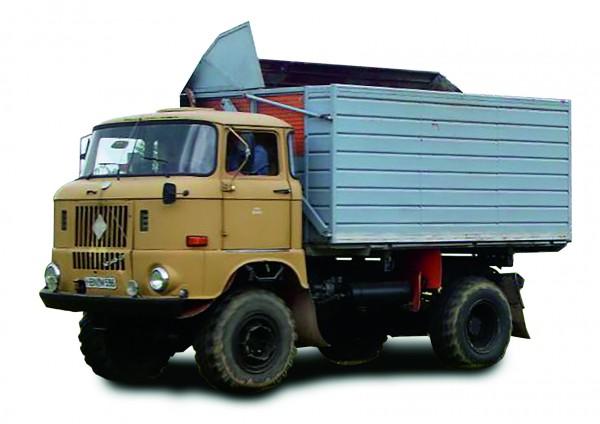 IFA W50 SHA Kipper