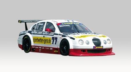V 8 Star JAG Racing
