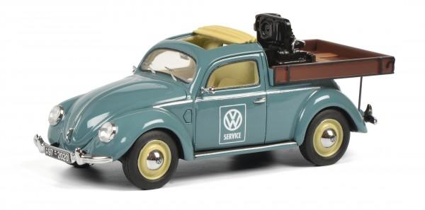 "VW Käfer Beutler-Pritsche ""VW-Service"""