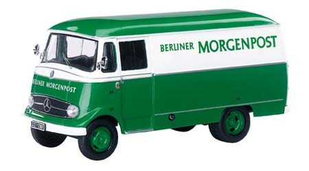 "Mercedes-Benz L 319 ""Berliner Morgenpost"""