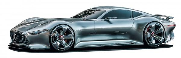 "Mercedes AMG ""Vision Gran Turismo"""