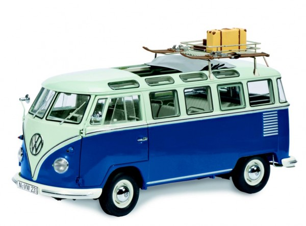 "VW T1b Samba ""Wintersport"""