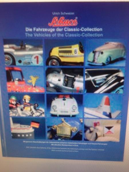 """Buch """"Die Fahrzeuge der Classic-Collection"""" 1981-2013 von Ulrich"""