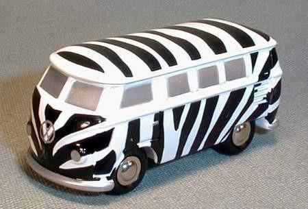 VW T1 Bus, Safari