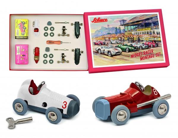 Micro Racer Montagekasten Midget Racer 1041 + 1042