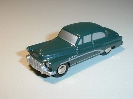 Buick 50, dunkelgrün