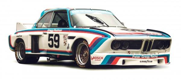 BMW CSL 3,5 #59