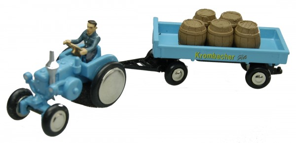 "Lanz Traktor ""Krombacher"""