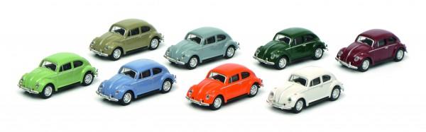 Ladegutpackung/ 8x VW Käfer