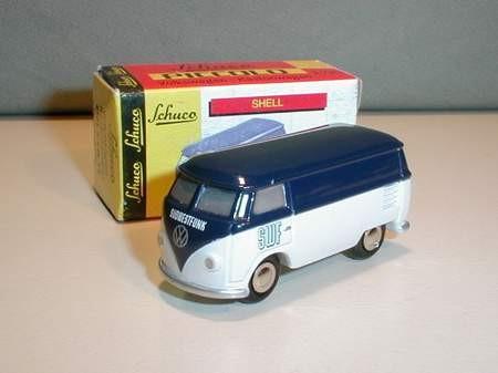 VW T1 Kasten, SWF