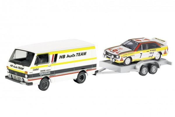 """Set """"Audi Team"""""""