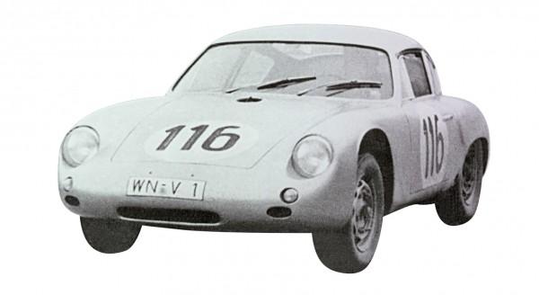 Porsche 356 Abarth #116