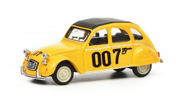 "Citroën 2 CV ""007"""