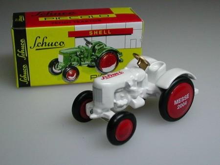 Fendt Traktor - Messe 2004