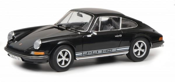 Porsche 911 S Coupé 1973, schwarz