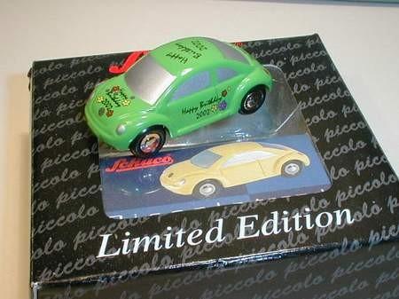 New Beetle - Happy Birthday 2002