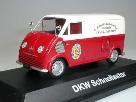 DKW Schnellaster ADAC Rallye