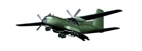 Transall C160D Luftwaffe LTG 63 Norm 83 Schema A
