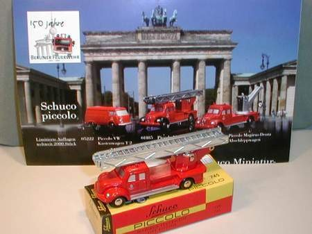 Magirus Feuerwehr Berlin