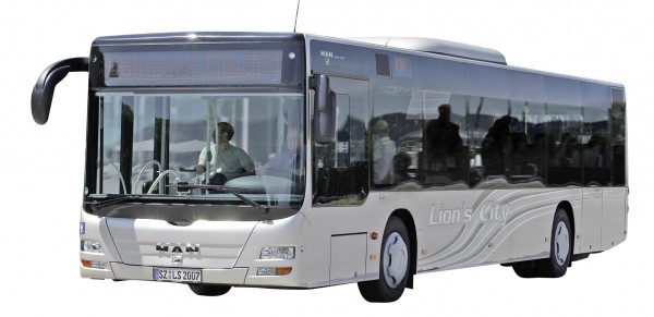 MAN Lions City Bus