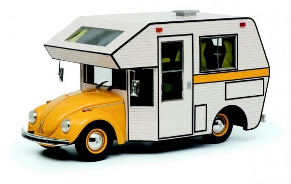 """VW Käfer """"Motorhome"""""""
