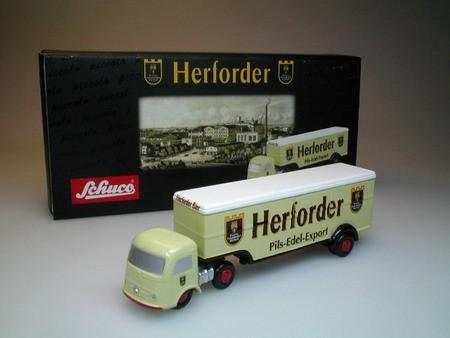 Mercedes Koffer - Herforder