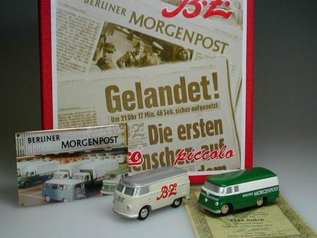 """Set """"Berliner Zeitung"""""""