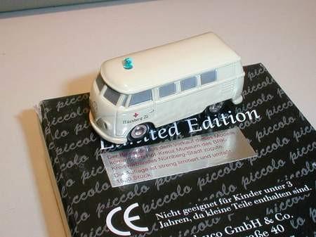VW T1 Bus, BRK