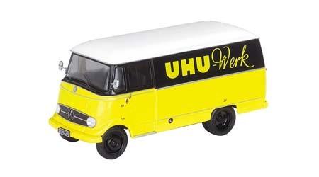 """Mercedes Benz L 319 D """"UHU"""""""