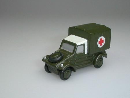 """VW Kübelwagen """"Rotes Kreuz"""""""