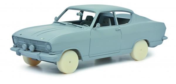 Opel Kadett B Rallye-Coupe, silber
