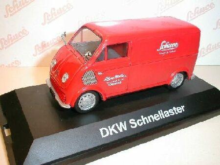 DKW Schnellaster Kastenwagen Schuco