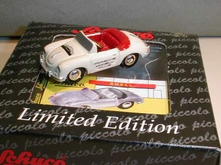 Porsche 356 A Cabrio, 20 Jahre PMC