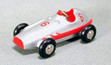 Mercedes-Benz 2.5l Start Nr. 6