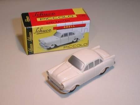 Opel Kapitän ´56