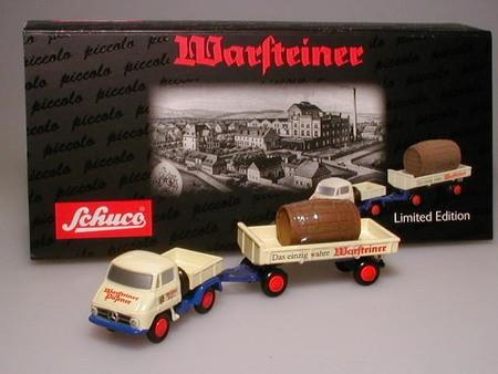 Unimog 411 - Warsteiner