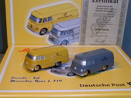 Set Post AG - Mercedes L 319