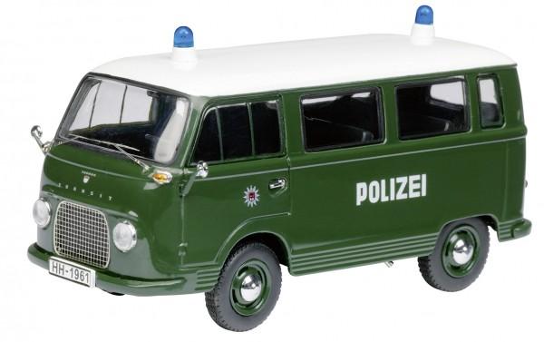 "Ford FK1000 Bus ""Polizei Hamburg"""