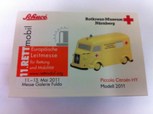 """Citroen HY """"RETTmobil 2011"""""""