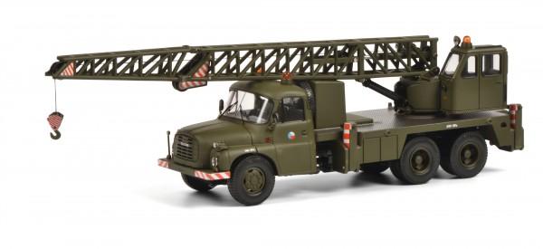 Tatra T148 Kranwagen Militär CSSR