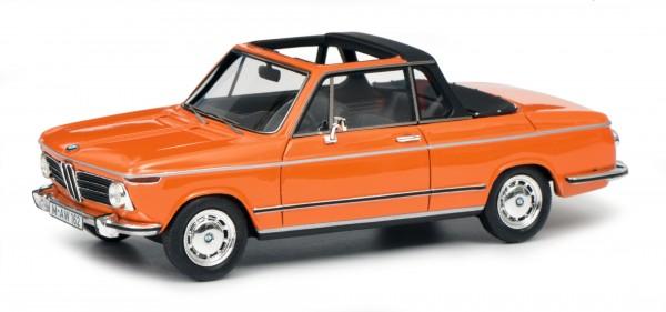 BMW 2002 Cabrio (Baur), orange